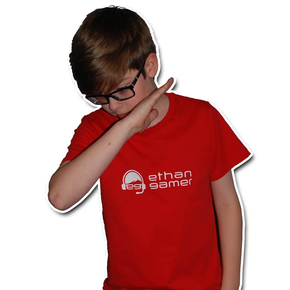 *Official* Ethan Gamer T-Shirt | T-Shirt Monstr